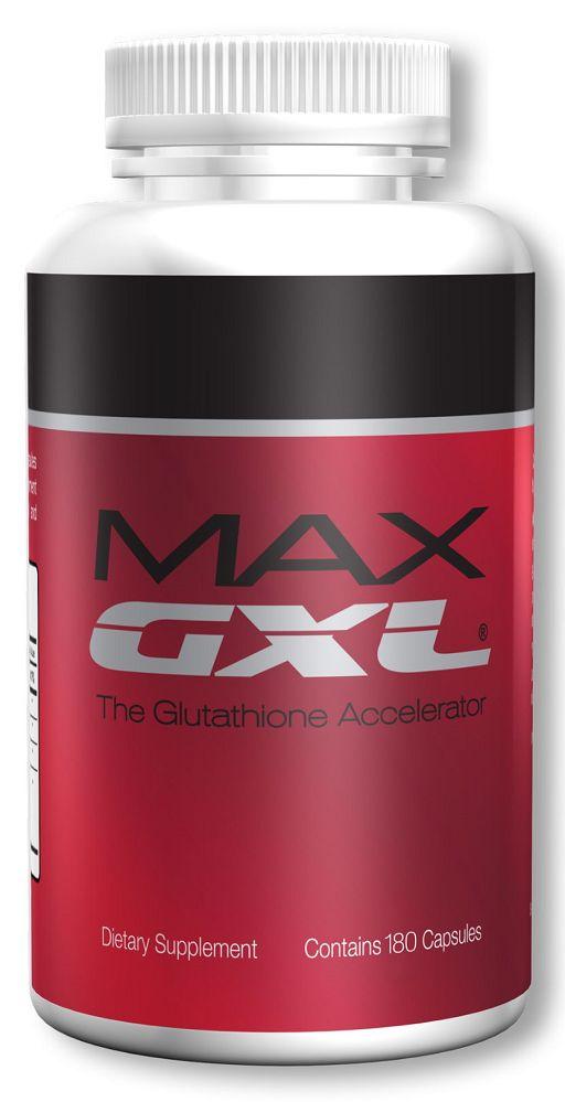 MAX GXL GLUTATHIONE ACCELERATOR