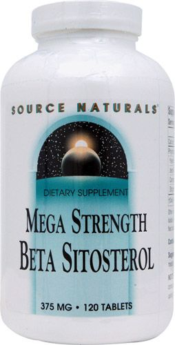 BETA SITOSTEROL MEGA 375mg