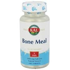 BONE MEAL 4 DAILY 4/1000mg