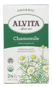 CHAMOMILE TEA ORG
