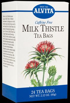 MILK THISTLE ORG