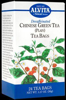 GREEN TEA CHINESE CF