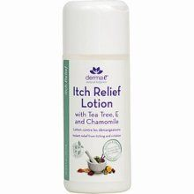ITCH RELIEF LOTION W/CHAM