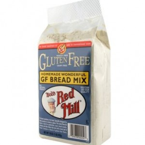 BREAD MIX GLUTEN FREE