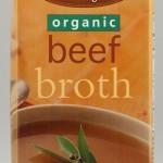 BEEF BROTH ORGANIC