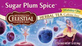 SUGAR PLUM SPICE TEA