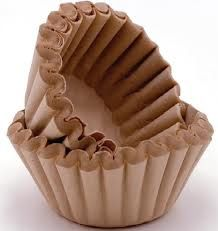 COFFEE FILTERS UNBLEACHED