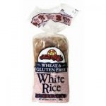 BREAD RICE WHITE WF GF