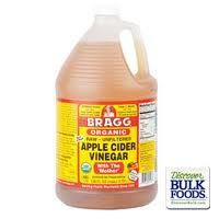 VINEGAR APPLE CIDER ORG
