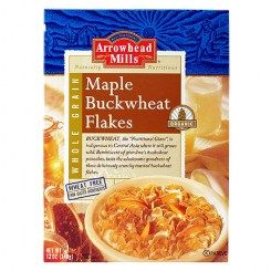 MAPLE BUCKWHEAT FLAKES