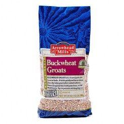 BUCKWHEAT GROATS TSTD ORG