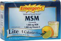 EMERGEN C W/MSM