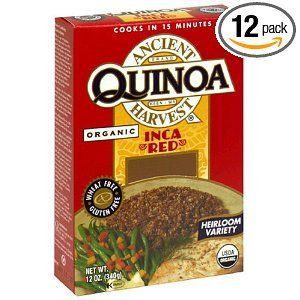 QUINOA INCA RED WF GF ORG
