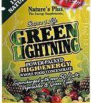 GREEN LIGHTNING PACKET