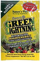 GREEN LIGHTNING PACKET