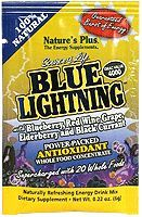 BLUE LIGHTNING PACKET