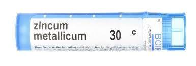 ZINCUM METALLICUM 30C