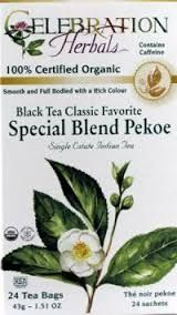 BLACK TEA SPEC BLND ORG