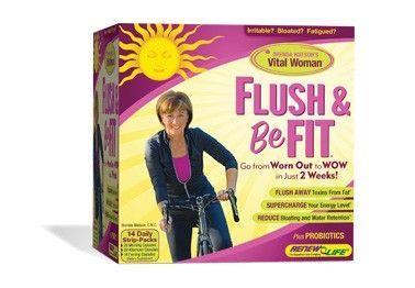 FLUSH & BE FIT