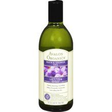 BATH AND SHOWER GEL LAVENDER