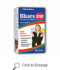 BLUES STOP