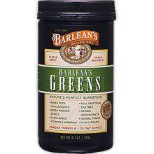 BARLEAN'S GREENS PWDR