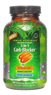CARB BLOCKER 3 N 1