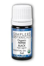 BLACK PEPPER OIL ORG