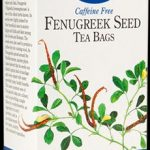 FENUGREEK SEED TEA ORG