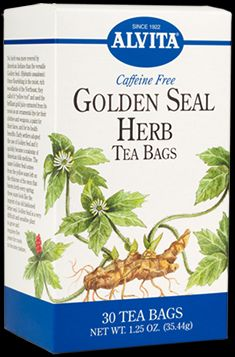 GOLDEN SEAL HERB