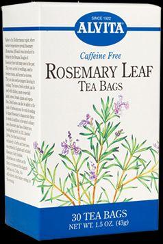 ROSEMARY LEAF TEA