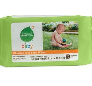 """BABY WIPES REFILL 6.8""""X 7"""""""