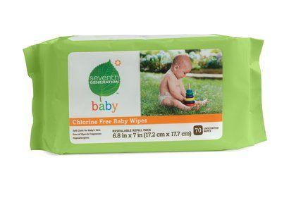 "BABY WIPES REFILL 6.8""X 7"""