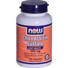 CHONDROITIN SULFATE 600mg