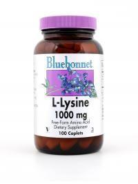 L LYSINE 1000mg