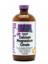 CAL MAG CITRATE BLUEBERRY