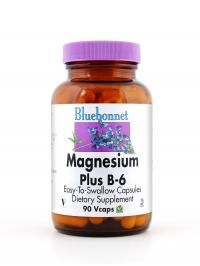 MAGNESIUM 400mg W/B6
