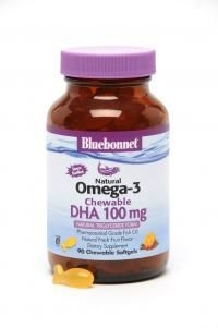 OMEGA 3 W/DHA CHEWABLE