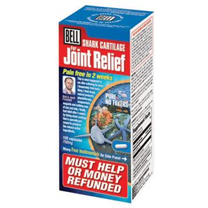 JOINT RELIEF 750mg #1