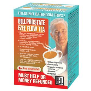 PROSTATE EZEE FLOW TEA #4A
