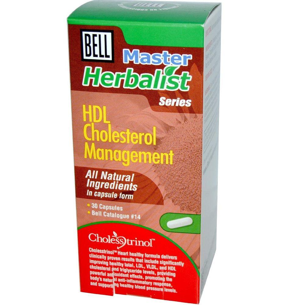 HDL CHOLESTEROL MANAGEMENT#14