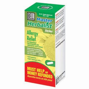 ALLERGY RELIEF 750mg HISTAMINE