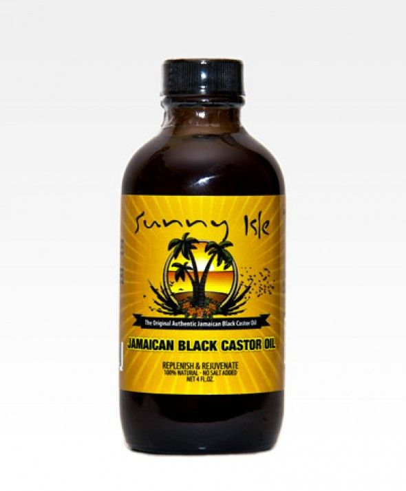 CASTOR OIL JAMAICAN BLACK