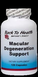 MACULAR DEGENERATION SUPPORT