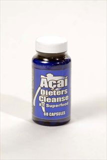 ACAI DIETERS CLEANSE