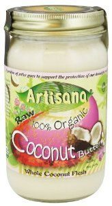 COCONUT BUTTER RAW ORG