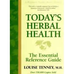 TODAY'S HERBAL HEALTH SPIRAL