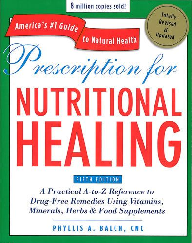 PRESCRIPTION NUTRITIONAL HEALNG
